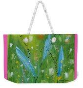 Meadow Musing Weekender Tote Bag