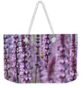 Meadow Sage Weekender Tote Bag