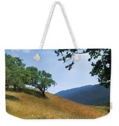 Meadow View Summer Weekender Tote Bag