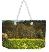 Golden Hay  Weekender Tote Bag