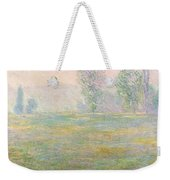Meadows In Giverny Weekender Tote Bag