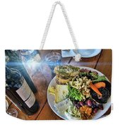 Meal -fit For A King Weekender Tote Bag