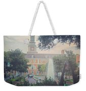 Mean Green Weekender Tote Bag