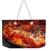 Meat Monster Pizza Weekender Tote Bag