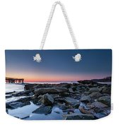 Meatballs Without A Chance For Clouds Weekender Tote Bag