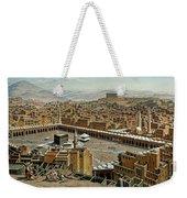Mecca Weekender Tote Bag