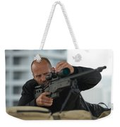Mechanic Resurrection Weekender Tote Bag