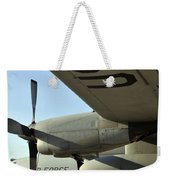 Mechanics Change An Auxiliary Power Weekender Tote Bag by Stocktrek Images