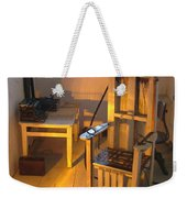 Medical Room Weekender Tote Bag