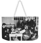 Medical X-ray, 1896 Weekender Tote Bag