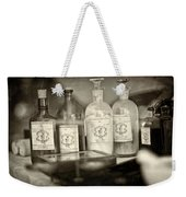 Medicinal Remedy Weekender Tote Bag