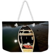 Medicine Lake In Jasper National Park Weekender Tote Bag