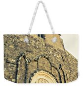 Medieval Abbey - Fossacesia - Italy 5 Weekender Tote Bag