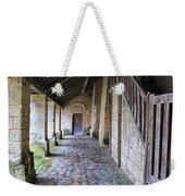 Medieval Church Entrance Weekender Tote Bag