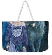 Medieval Fantasy Weekender Tote Bag