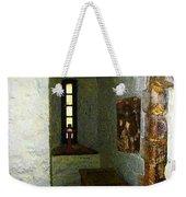 Medieval Monastic Cell Weekender Tote Bag