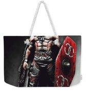 Medieval Warrior - 13 Weekender Tote Bag
