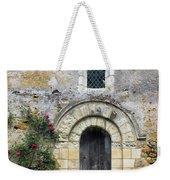 Medieval Window And Door Weekender Tote Bag
