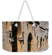 Medievil Town In Rhodes Weekender Tote Bag by Sandra Bronstein