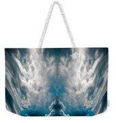 Meditating Cloud - 1 Weekender Tote Bag