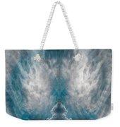 Meditating Cloud - 2 Weekender Tote Bag