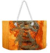 Meditation - Tile Weekender Tote Bag