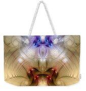 Meditative Symmetry 3 Weekender Tote Bag