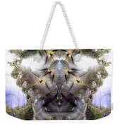 Meditative Symmetry 5 Weekender Tote Bag