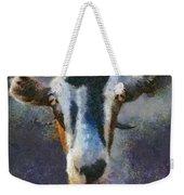 Mediterranean Goat Weekender Tote Bag
