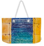 Mediterranean Meditation  Weekender Tote Bag