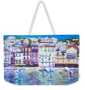 Mediterranean Morning Weekender Tote Bag