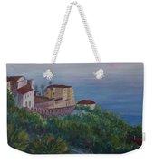 Mediterranean Overview Weekender Tote Bag