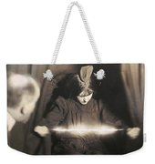 Medium During Seance 1912 Weekender Tote Bag