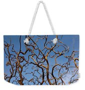 Medusa Limbs Reaching For The Sky Weekender Tote Bag