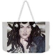 Medusa's Lament Weekender Tote Bag