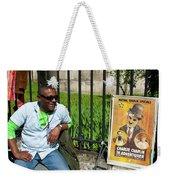 Meet Charile Weekender Tote Bag