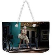 Meet Marilyn Weekender Tote Bag