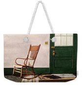 Meet Me In The Morning Weekender Tote Bag
