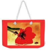 Meet Me In The Tulips Weekender Tote Bag