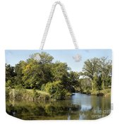 Meeting Of Two Rivers Weekender Tote Bag