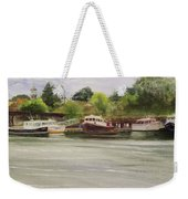 Meeting Places Weekender Tote Bag