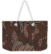 Meeting Places With Flowing Water Weekender Tote Bag