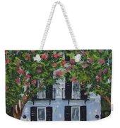 Meeting Street In Bloom Weekender Tote Bag