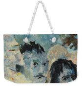 Mefisto Has Smiled Weekender Tote Bag