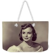Meg Randall, Vintage Actress Weekender Tote Bag