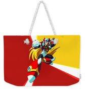 Mega Man X Weekender Tote Bag