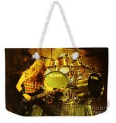 Megadeath 93-david-0364 Weekender Tote Bag