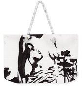Megan - Sunlight Weekender Tote Bag