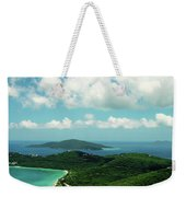 Megan's Bay St. Thomas Weekender Tote Bag
