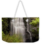 Meigs Falls Two Weekender Tote Bag